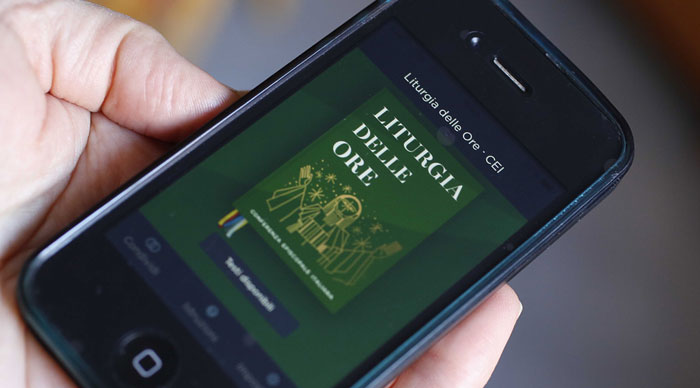 Ufficio Nazionale Per Le Comunicazioni Sociali : Ufficio liturgico app liturgia delle ore