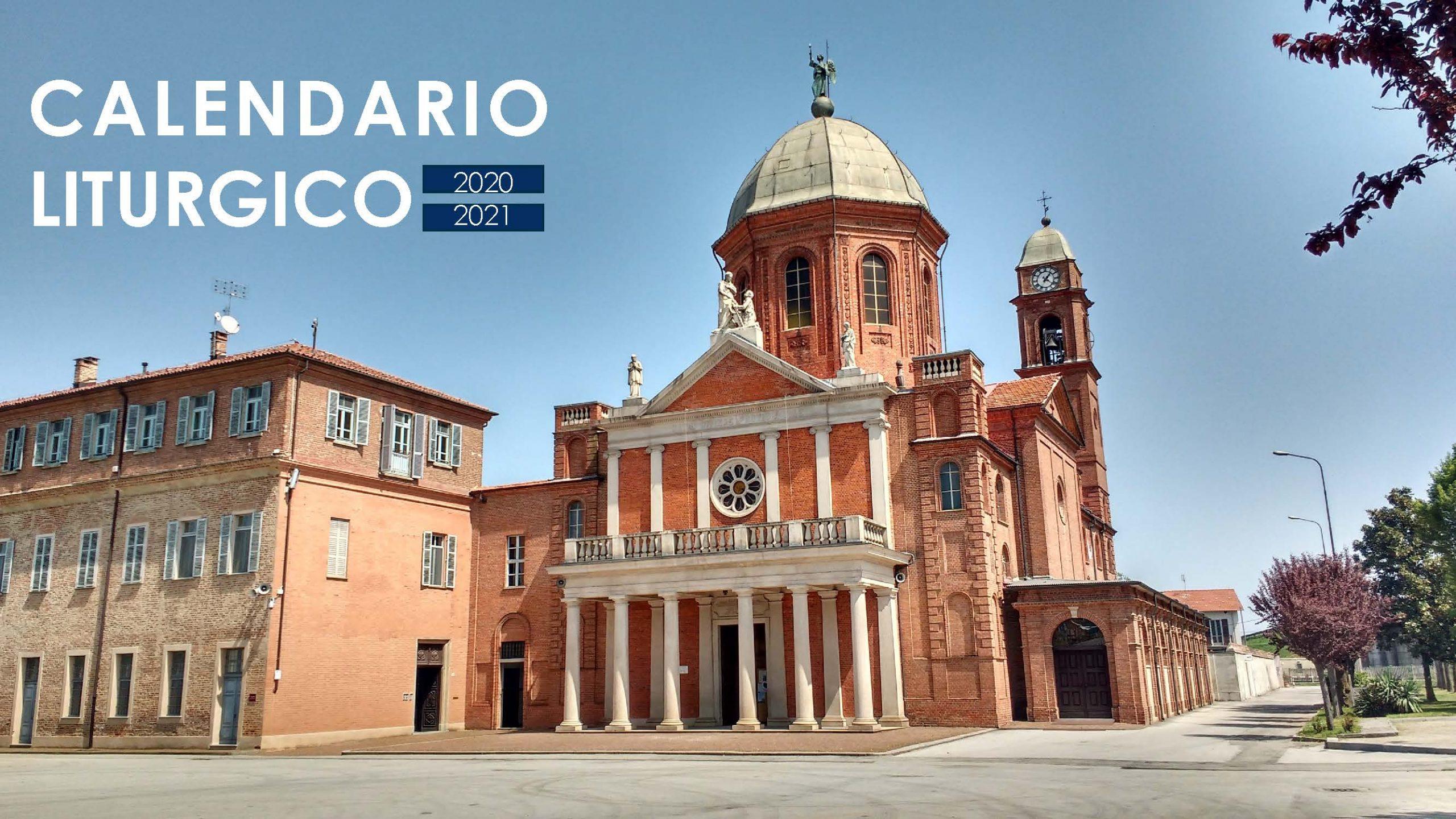Ufficio Liturgico » Calendario Liturgico Regionale 2020 2021