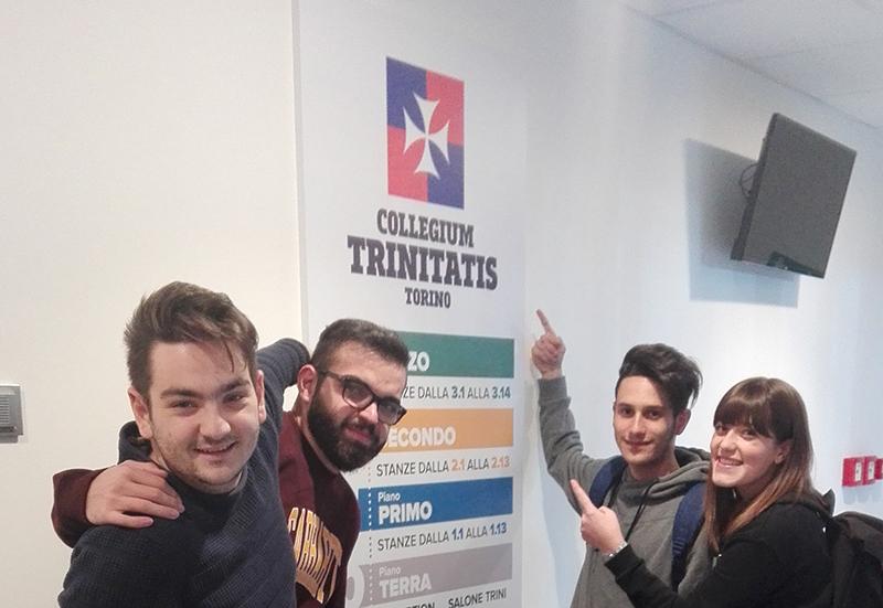 Gli studenti del Collegium