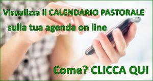 Calendario pastorale 2017-18