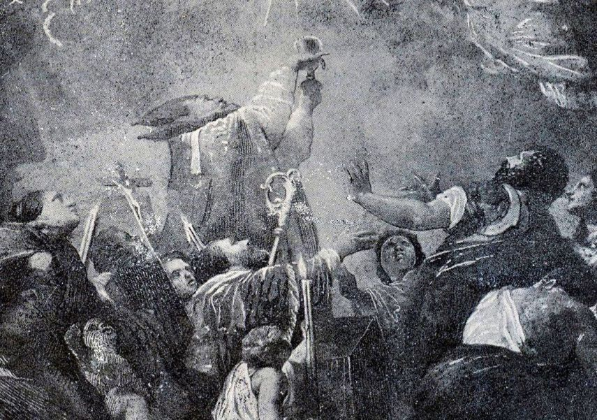 Memoria del Miracolo eucaristico di Torino: celebrazione e processione presiedute da mons. Nosiglia