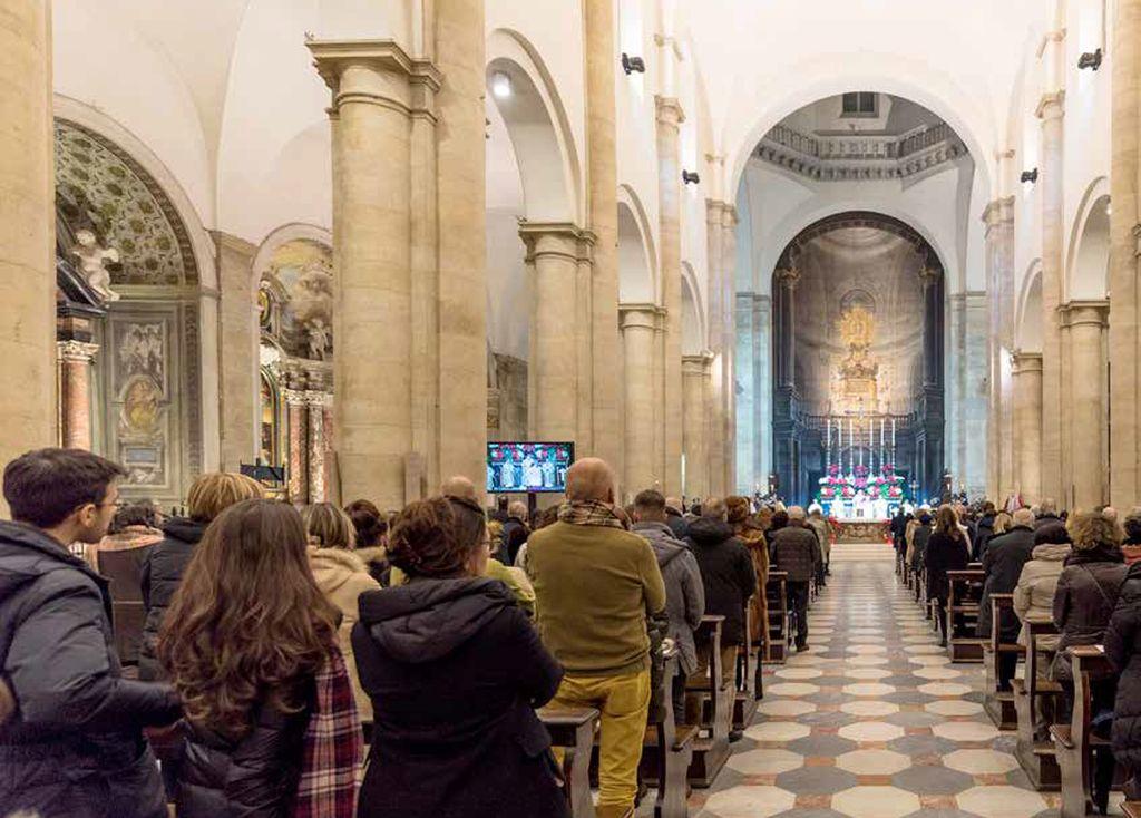 Orientamenti per le Messe festive: decreto di promulgazione 2018