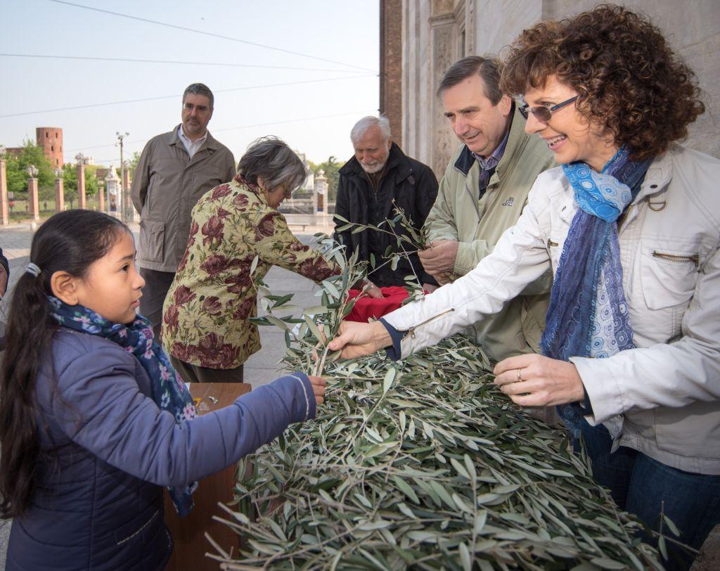 Quaresima, domenica delle Palme, Settimana Santa e Pasqua: appuntamenti con l'Arcivescovo