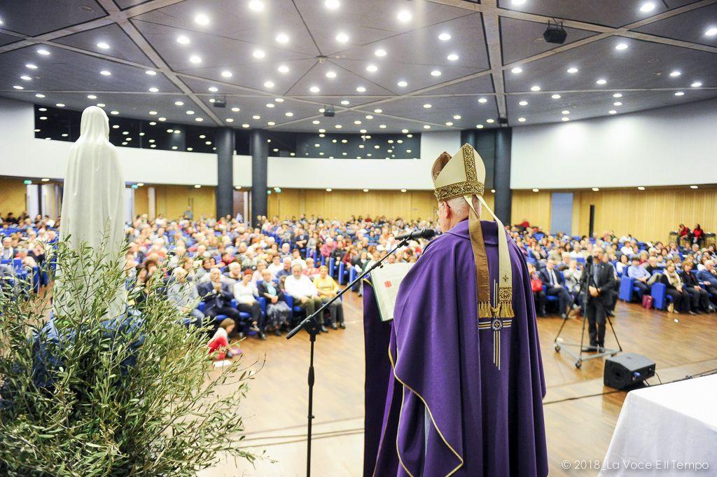Incontro per i 16 anni dello Statuto del movimento Rinnovamento nello Spirito Santo (RNS) - Torino 18 marzo 2018