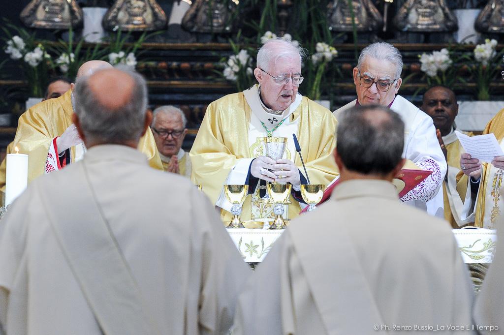 Giubileo di mons. Nosiglia: pellegrinaggio, ricordo orante e concerto per 50 anni di sacerdozio