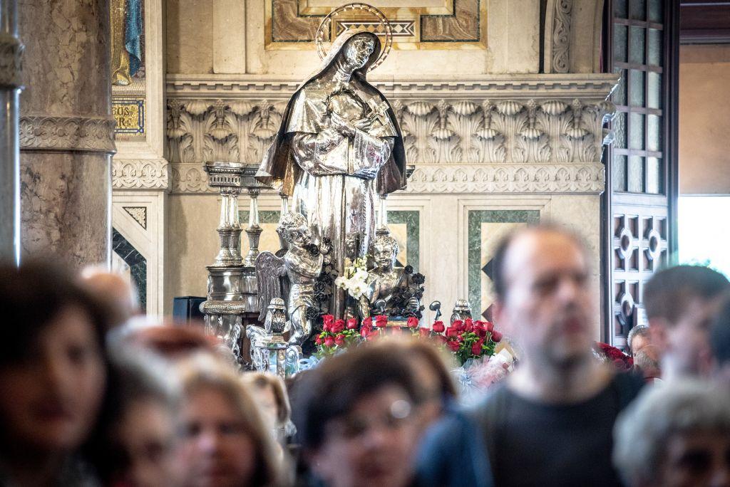 Festa di S. Rita, Torino 20 maggio 2018