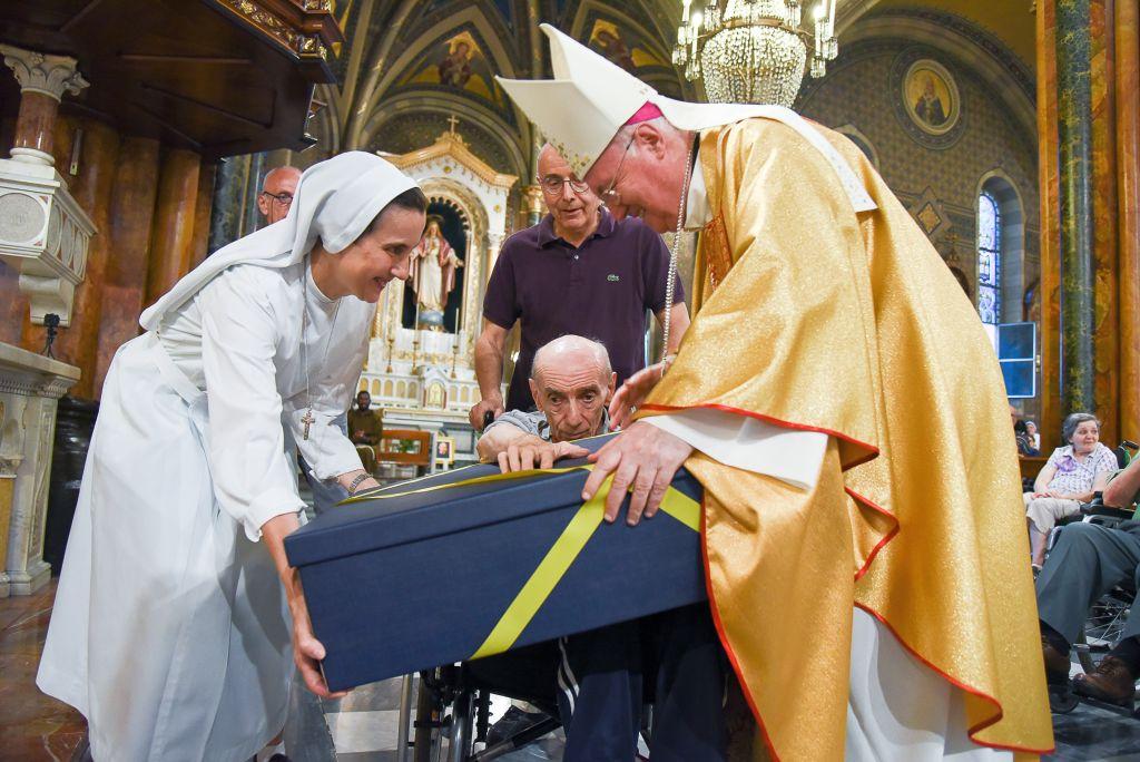 S. Messa e assemblea del Cottolengo per i 190 anni dalla fondazione, Torino 22 giugno 2018