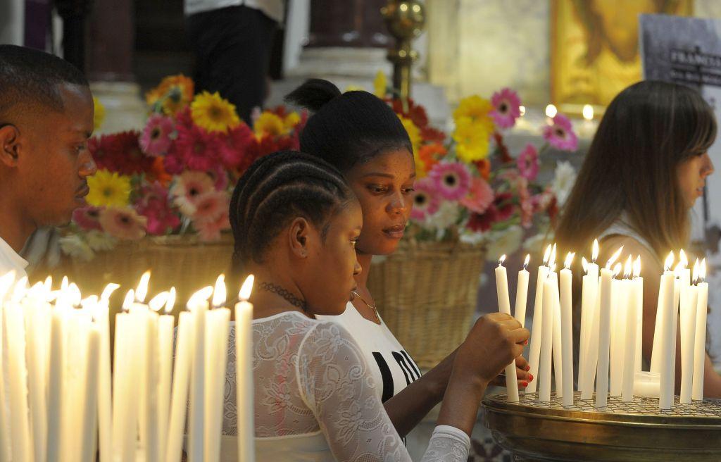 Chiesa dei Santi Martiri: Veglia di preghiera per gli immigrati defunti