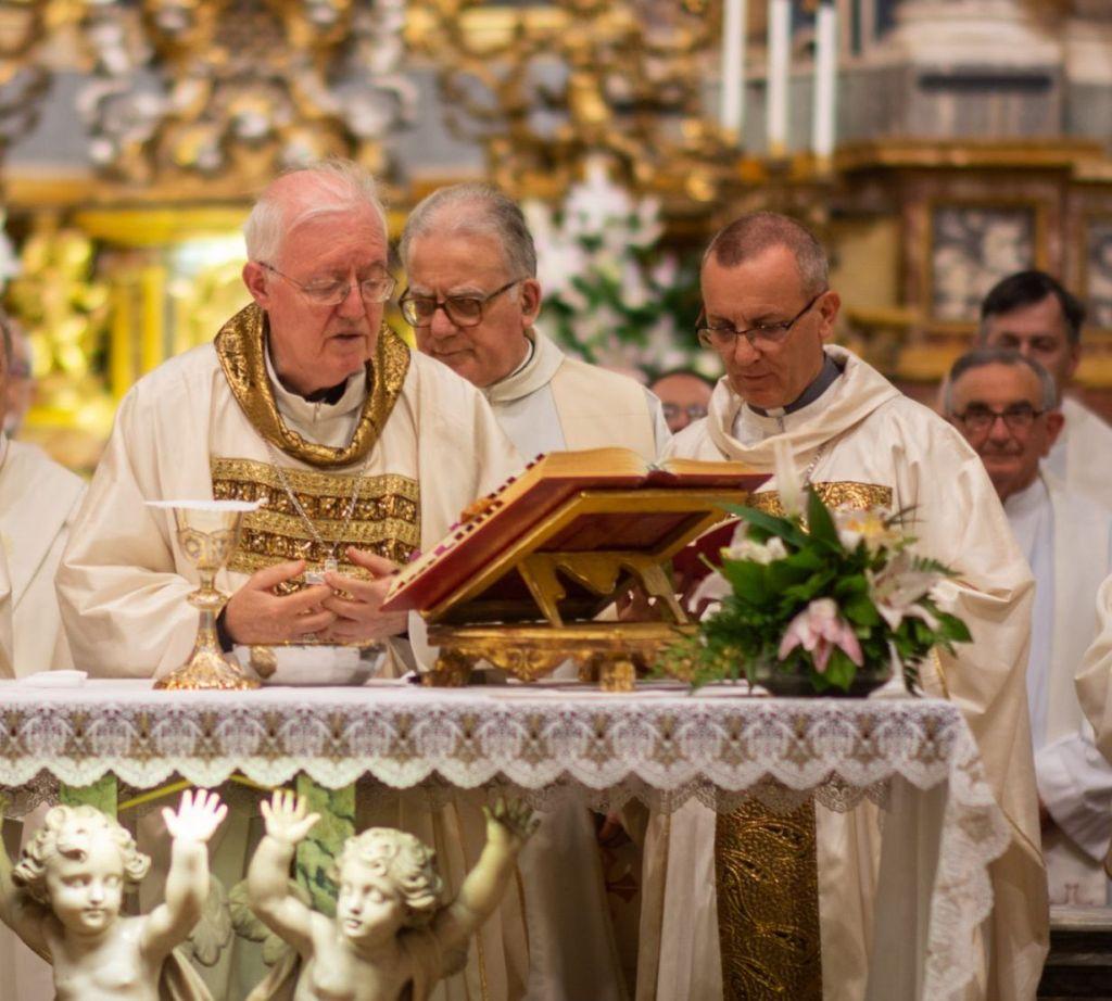 Nuovo vescovo di Asti: Messa di ringraziamento alla Consolata