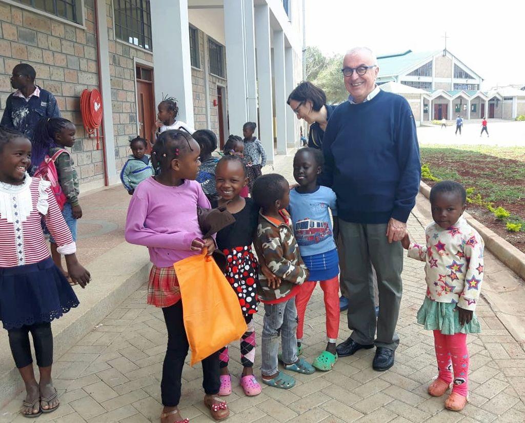 Visita pastorale ai fidei donum torinesi in Kenya