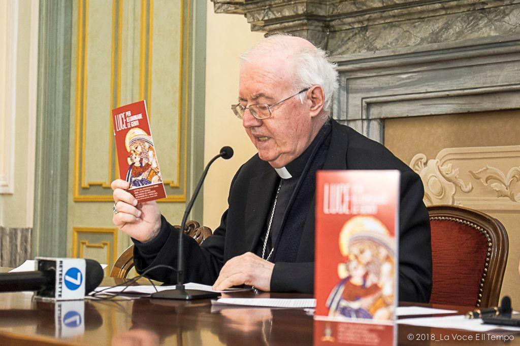 Natale 2018: tradizionale incontro dell'Arcivescovo con gli operatori dei media, 19 dicembre 2018