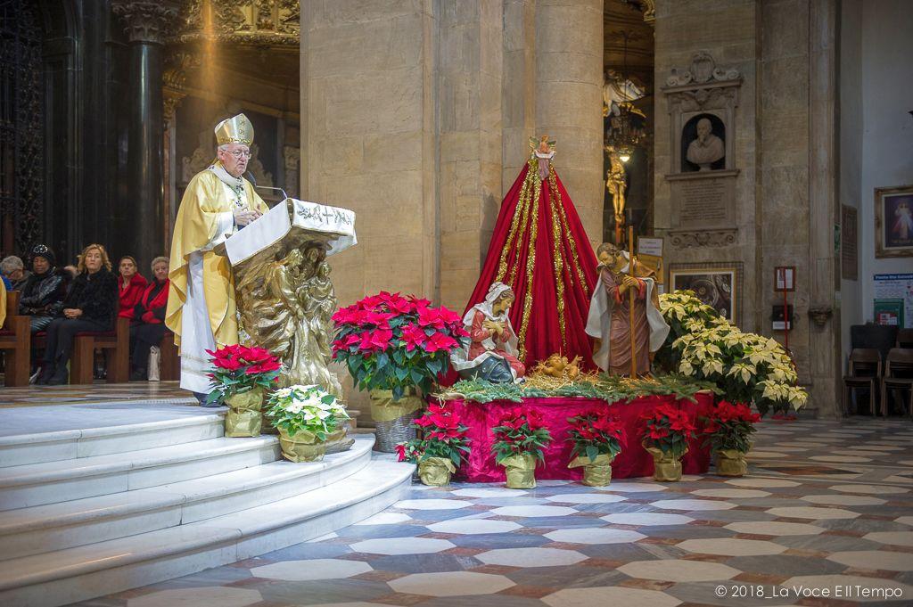 S. Messa del giorno di Natale, Duomo di Torino 25 dicembre 2018