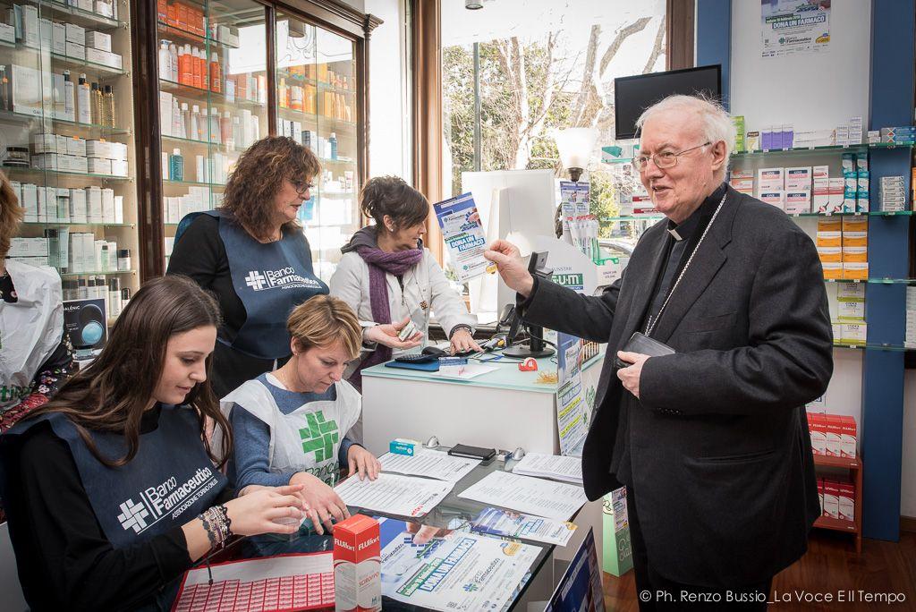 Torna la Giornata di raccolta del farmaco: gesto concreto di carità e condivisione