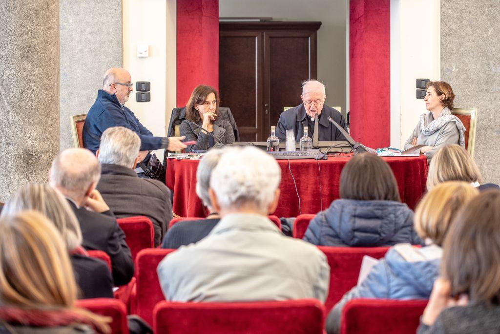 Conferenza stampa di presentazione delle iniziative per i 25 anni dell'Associazione Camminare Insieme – Torino 9 maggio 2019