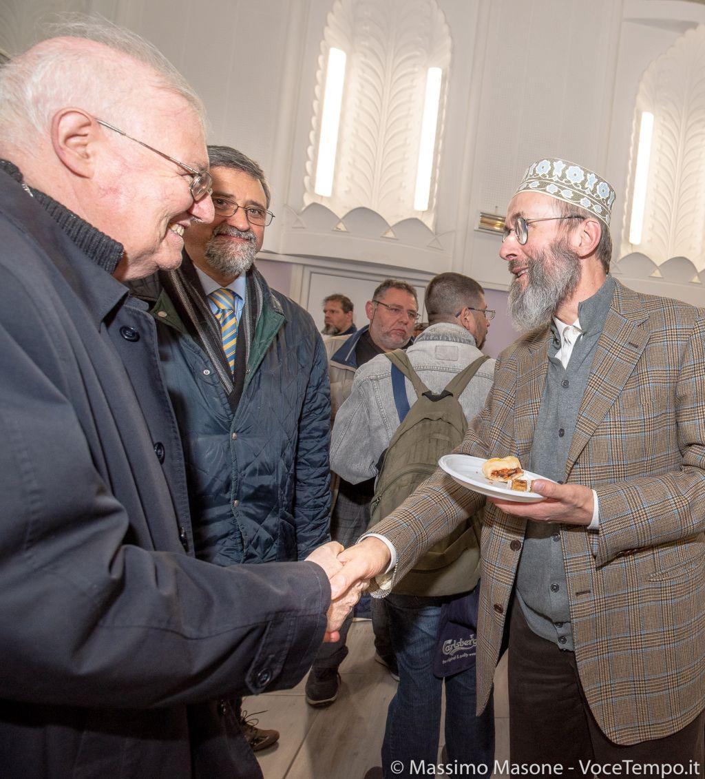 Incontro di preghiera e fraternità interreligiosa alla Parrocchia Stimmate di San Francesco a Torino, 7 maggio 2019