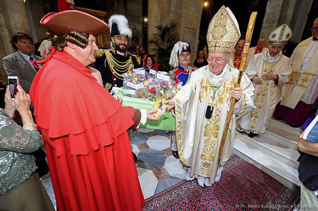 Festa di San Giovanni Battista, patrono della Città di Torino: S. Messa con Arcivescovo