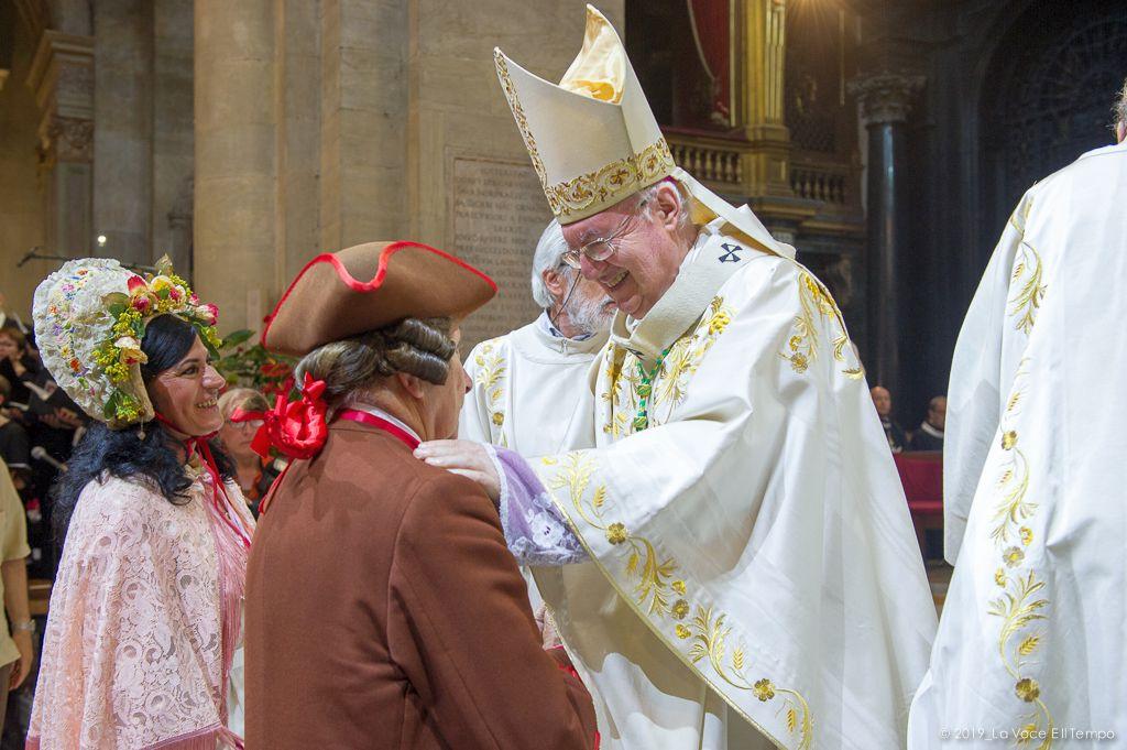 Solennità di San Giovanni Battista, Messa in Cattedrale presieduta da mons. Cesare Nosiglia - Torino, 24 giugno 2019
