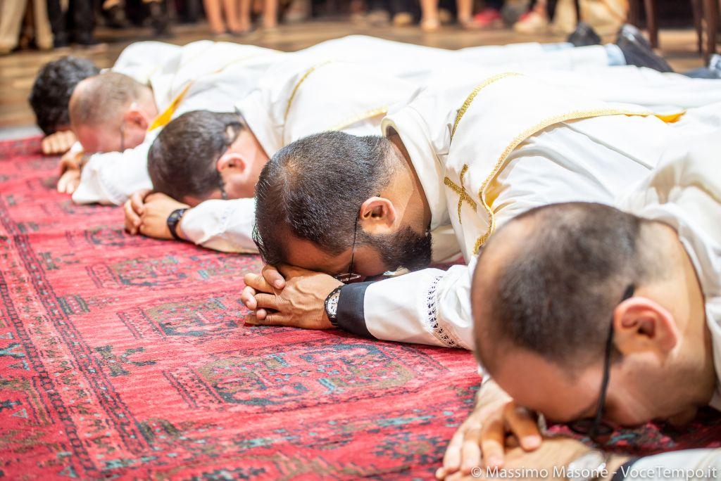 Ordinazioni presbiterali e diaconali nel Duomo di Torino, 8 giugno 2019
