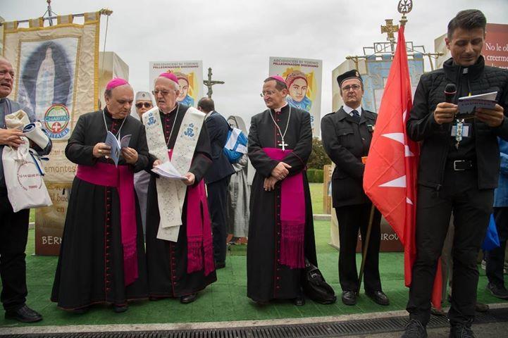 Pellegrinaggio diocesano a Lourdes guidato da mons. Nosiglia (3-6 settembre 2019)