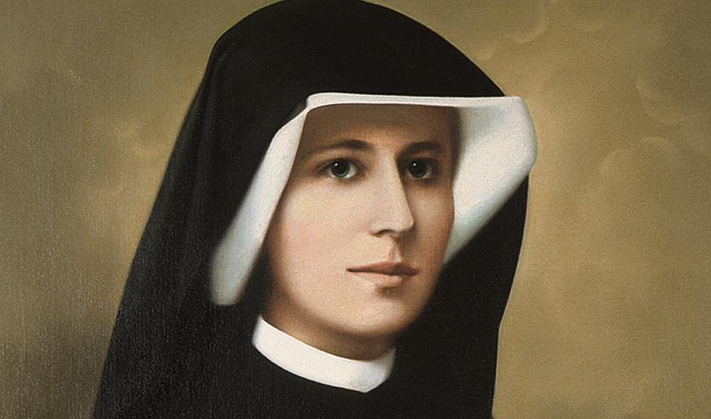 Diocesi Torino: Suor Faustina Kowalska; una sua reliquia è stata data in dono alla chiesa di S. Cristina a Torino