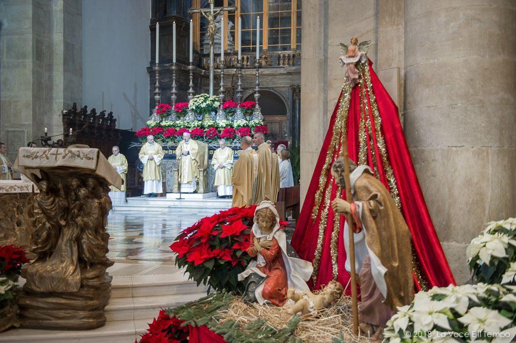 Diocesi Torino: S. Messa di Natale 2018 in Duomo presieduta dall'Arcivescovo