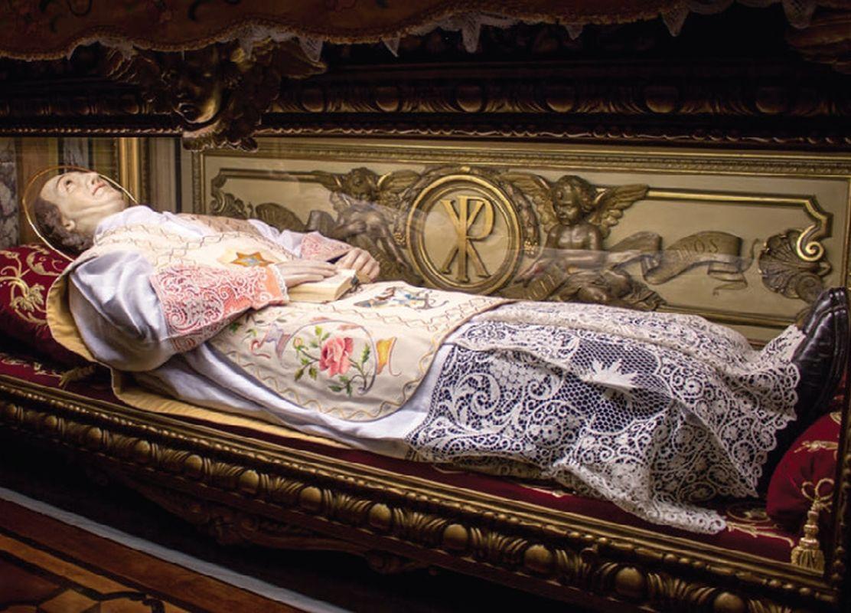 Diocesi Torino: reliquia di san Giuseppe Benedetto Cottolengo